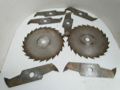 "Carbide 12"" Dia x Up To 1-3/4"" Wide 1-1/8"" Bore (6) 1/4"" Chippers (2) 1/8""Blades"