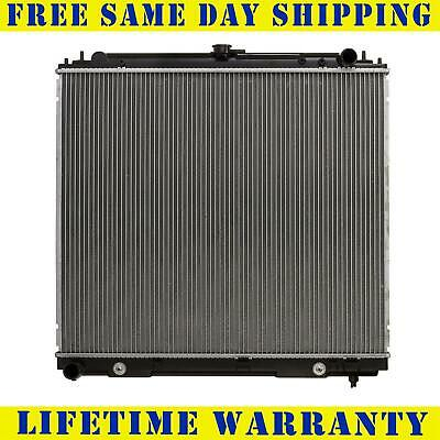 Radiator For Nissan Fits Frontier Pathfinder Xterra 4.0 5.6 V6 V8 8Cyl 2807
