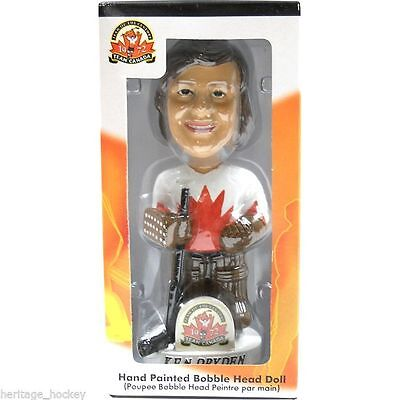 Ken Dryden Team Canada 1972 Summit Series Limited Edition Bobble Head Doll