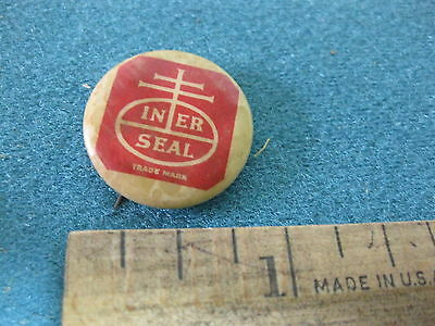 Vintage Nabisco Pinback With Their Old Logo