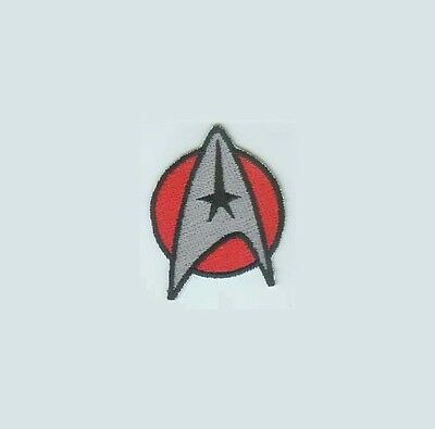 Star Trek the Motion Picture Starfleet Engineering Insignia patch