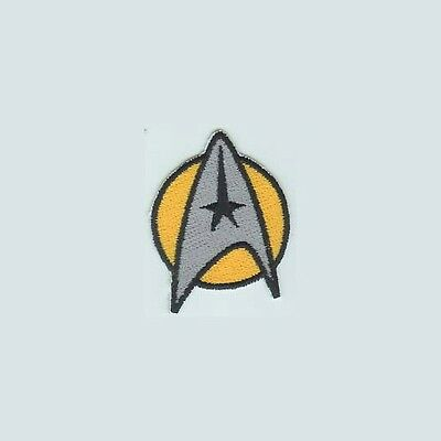 Star Trek the Motion Picture Starfleet Operations Insignia patch
