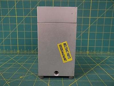 "Multivac Parts 80203302306  Overload Relay - 804877  2-3/4"" x 2-3/4"" x 5-1/4"""