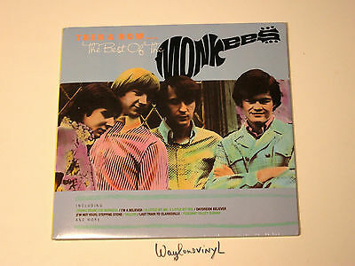 Then And Now - Best Of Monkees, Al9-8432 Arista Sealed