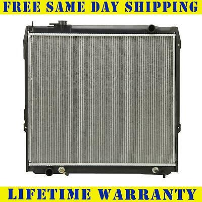 "Radiator For 1995-2004 Toyota Tacoma V6 L4 Measure Core ""22-5/8"" Between Tanks"