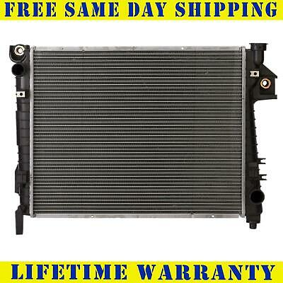 Radiator For Dodge Fits Ram 1500 2500 3500 Pickup 5.7 V8 8Cyl 2813