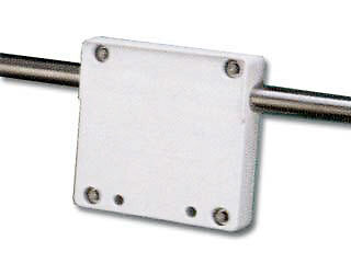 MARINE RAIL MOUNT AUXILIARY OUTBOARD MOTOR/ENGINE BRACKET FOR BOAT- FIVE OCEANS