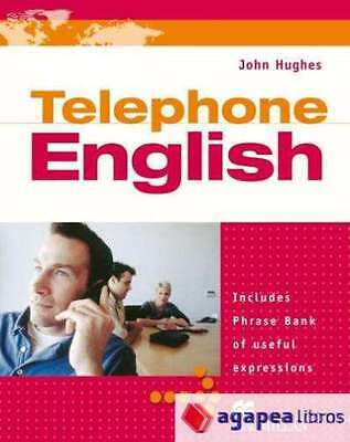 TELEPHONE ENGLISH Pack. LIBRO NUEVO