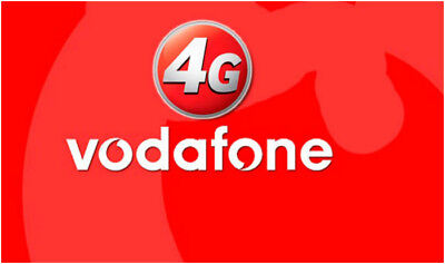Vodafone RED Ireland Irish sim/microsim or nanosim with data in Ireland + Europe