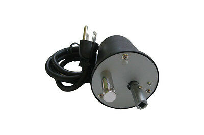 6RPM Rotisserie Motor for Cyprus Style Barbecue Grills