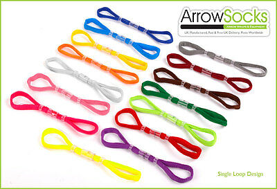 ArrowSocks - Archery Finger Sling *SINGLE LOOP* for Recurve & Compound Shooters