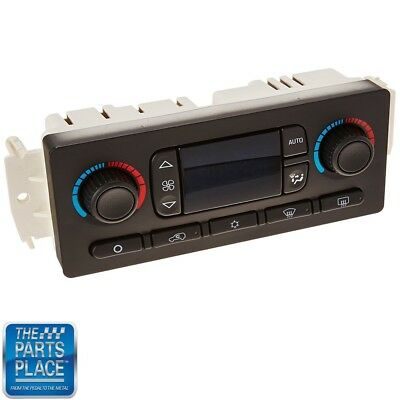 2003-2004 GMC Sierra AC / Heater Digital Control With Rear Defrost GM 10367042