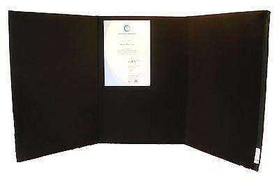 Portable Display Board Tri-fold (A2 Portrait) - for school, office, exhibition