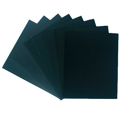 Wet & Dry SANDPAPER 180 to 2000 GRIT. Smart Repair, ABRASIVE Sanding Paper