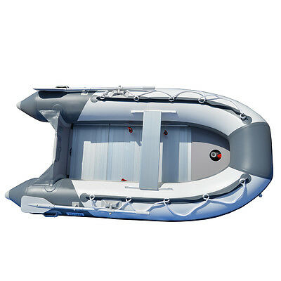 BRIS 8.2 ft inflatable boat tender yacht dinghy fishing camping hunting pontoon