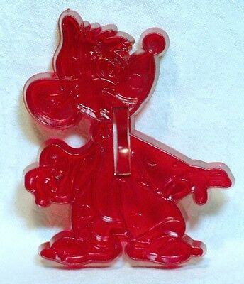 Vintage Design New HRM Red Cookie Cutter - Jaq Mouse Cinderella Nursery Rhyme