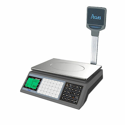 Retail Shop Scale PS1XDP New Trade Approved with Pole Display Class III