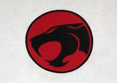 Thunder Cats Embroidered Thunder Cats Logo Patch Costume cosplay