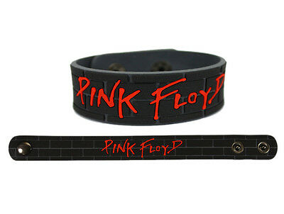 PINK FLOYD Rubber Bracelet Wristband The Wall Final Cut Roger Waters