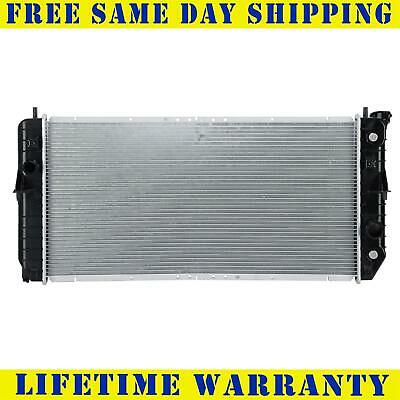 Radiator For Buick Pontiac Fits Lesabre Bonneville 3.8 V6 6Cyl 2348