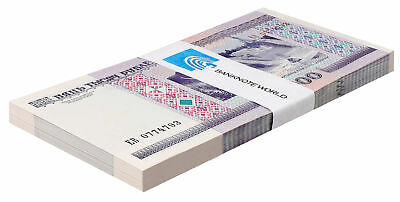 Belarus 5,000 (5000) Rublei X 100 Pieces (PCS), 2000, P-29b, UNC, Bundle, Pack