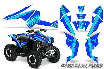 Can-Am Renegade Graphics Kit by CreatorX Decals Stickers CFLYER BLIBL
