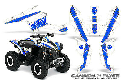 Can-Am Renegade Graphics Kit by CreatorX Decals Stickers CFLYER BLW