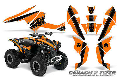 Can-Am Renegade Graphics Kit by CreatorX Decals Stickers CFLYER BO