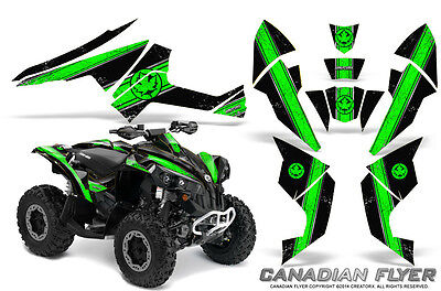Can-Am Renegade Graphics Kit by CreatorX Decals Stickers CFLYER GB