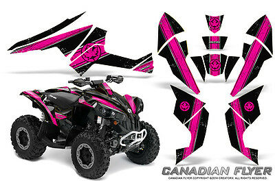 Can-Am Renegade Graphics Kit by CreatorX Decals Stickers CFLYER PB