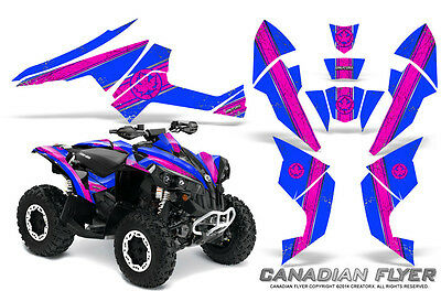 Can-Am Renegade Graphics Kit by CreatorX Decals Stickers CFLYER PBL