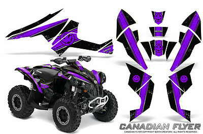 Can-Am Renegade Graphics Kit by CreatorX Decals Stickers CFLYER PRB