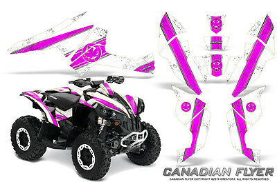 Can-Am Renegade Graphics Kit by CreatorX Decals Stickers CFLYER PW