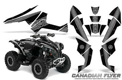 Can-Am Renegade Graphics Kit by CreatorX Decals Stickers CFLYER SB