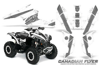 Can-Am Renegade Graphics Kit by CreatorX Decals Stickers CFLYER SW