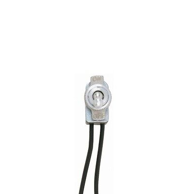 On-Off Metal Toggle Switch Rated: 6A-125V 3A-250V 23699