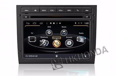 Android Car DVD GPS Player Navi Radio RDS For 2002-2006 Holden VY VZ Commodore