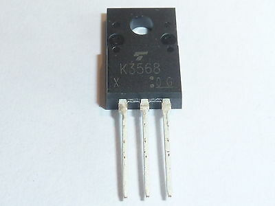 MagnaChip MDF9N50 N-channel MOSFET 9A 500V 3-Pin TO-220F Quickly Despatched