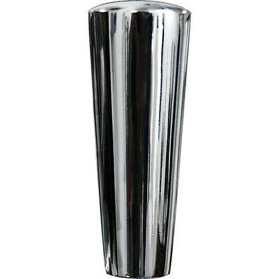 Heavy Weight Chrome Faucet Tap Handle - Home Bar Draft Beer Kegerator Lever Knob