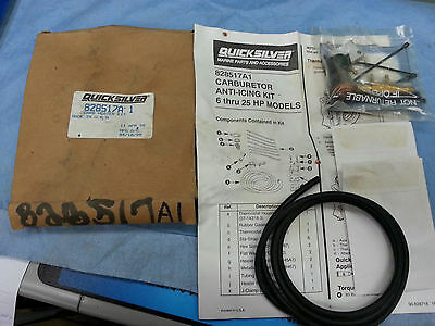 828517A1 Carb Heater Kit