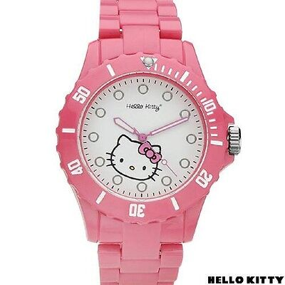 HELLO KITTY Authentic Pink Brand New Watch