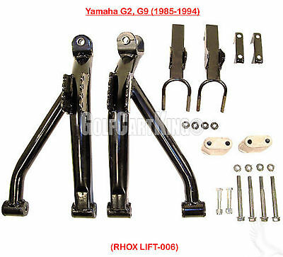 """RHOX 6"""" Lift Kit for Yamaha G2, G9 Gas and Electric Golf Cart"""