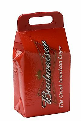 Budweiser Koolit collapsible coolers Bag lifoam drink red beer picnic