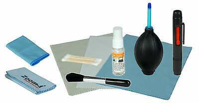 NEW Complete Lens & Camera Cleaning Kit with Lens Pen, Blower, Cloth, etc.