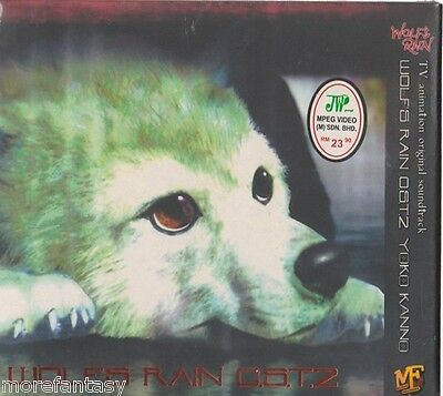 CD Wolf's Rain O.S.T Vol.2 by Yoko Kanno (T0009)