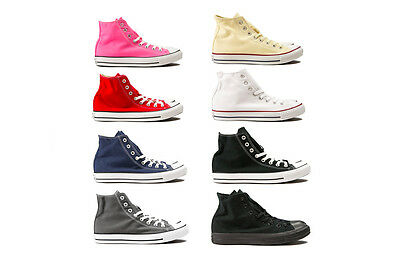 Converse Chuck Taylor All Star Hi Hightop Unisex Sneakers WITH BOX SZ. 3-13
