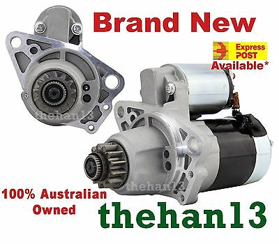 Starter Motor For Nissan Xtrail  T30 T31  2.5L Auto Engine 2001,02,03.04-2006
