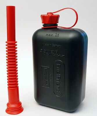 FUELFRIEND-BIG 2 Liter Reservekanister Benzinkanister Kanister small Jerrycan