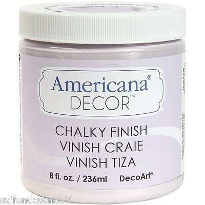 236ml Americana Chalky Finish Farbe Möbel shabby chic Möbel rosa Promise