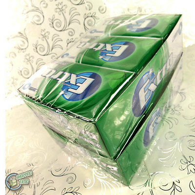 24 x 14 EXTRA Chewing Gum Blue Spearmint SugarFree Wrigley's Wrigley Bulk